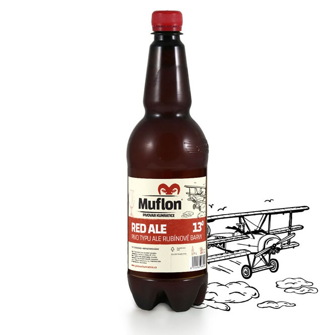 MUFLON 13° RED ALE
